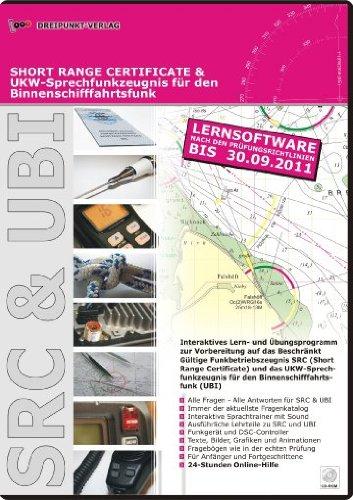 UKW-Funk - SRC & UBI - Short Range Certificate (SRC) und UKW-Sprechfunkzeugnis für den Binnenschifffahrtsfunk (UBI)