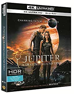 Jupiter Ascending (4K Ultra HD + Blu-Ray)