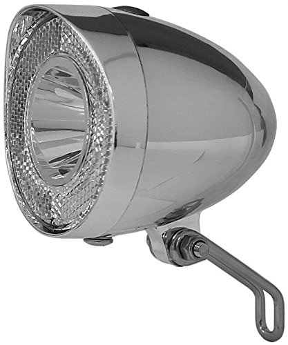 Klassic LED-UN-4915 CHROM-SB-BATTERIE-20 Lux-Union mit STVZO