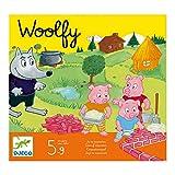 Djeco- Juego Woolfy (08427)