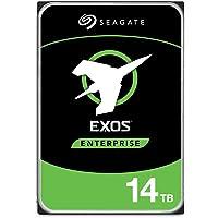 Seagate Exos X16 Enterprise Class, interne Festplatte 14 TB HDD, 3.5 Zoll, Modellnr.: ST14000NM001G