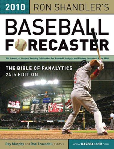 Ron Shandler's Baseball Forecaster: Slugger on Deck Edition