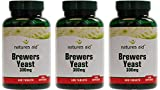 (3 PACK) - Natures Aid - Brewers Yeast 300mg | 500's | 3 PACK BUNDLE