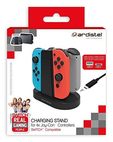 Ardistel – Base De Recarga Para Joy-Con (Nintendo Switch) 51sgMN8uDVL
