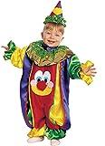 Déguisement Clown pour bébé (Taille 1 - De 0 - 6 mois)