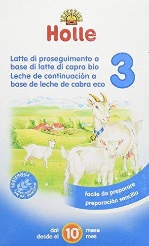 Holle Leche de Cabra Fórmula 3 (+ 10 meses) - 400 gr