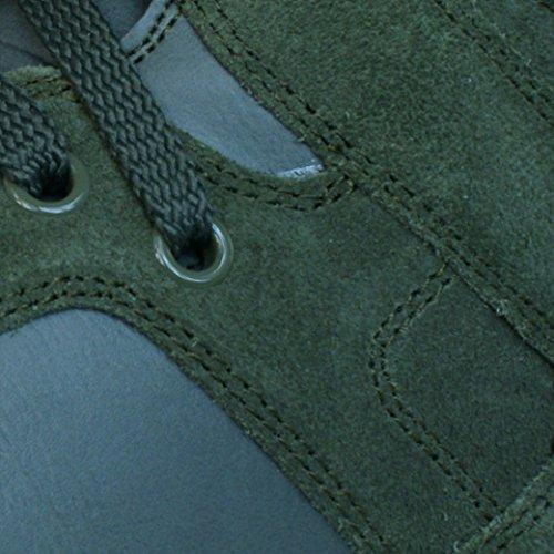 Skechers Kicks Damen Sneakers Olive