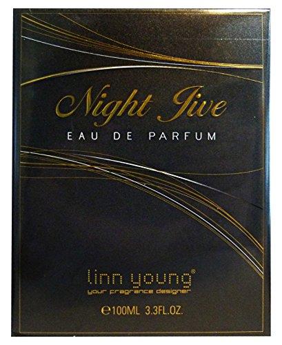 Linn Young - Eau de Parfum pour Femme Night Live - 100 ml