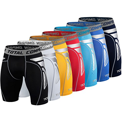 TCA Shorts Homme & Garçon Sport CarbonForce Pro Compression Shorts Thermal