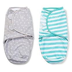 Summer Infant 87226 SwaddleMe Original Pucksack, mehrfarbig
