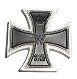 Orden WK1 Eisernes Kreuz 1.Klasse 1914 mit Nadel - EK1 - Top Sammler Anfertigung