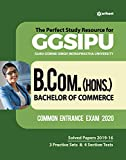 GGSIPU B.Com Hons Guide 2020