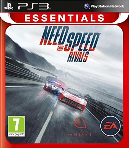 Need for Speed: Rivals (PS3) UK IMPORT (Ps3-spiel Nfs-rivals)