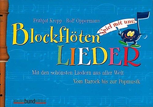 Spiel mit uns (mir)!, Bd.2, Blockflötenlieder (kunter-bund-edition)