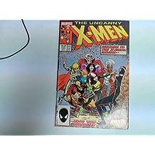 Uncanny X-Men #219