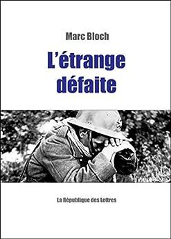 L'étrange défaite par [Bloch, Marc]