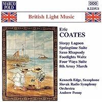Coates, E.: Springtime Suite / Four Ways Suite