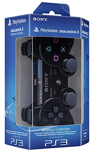 PlayStation 3 - DualShock 3 Wireless Controller, schwarz - Sony Ps3 Wireless Controller