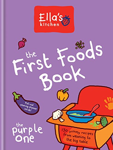 Ellas kitchen the first foods book the purple one amazon save 300 20 by choosing the kindle edition forumfinder Image collections