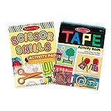 Best Melissa & Doug Toys For 4 Year Girls - Melissa & Doug Scissor Skills and Tape Activity Review