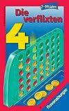 Ravensburger 23086 - Die verflixten 4 (4 gewinnt) - Mitbringspiel