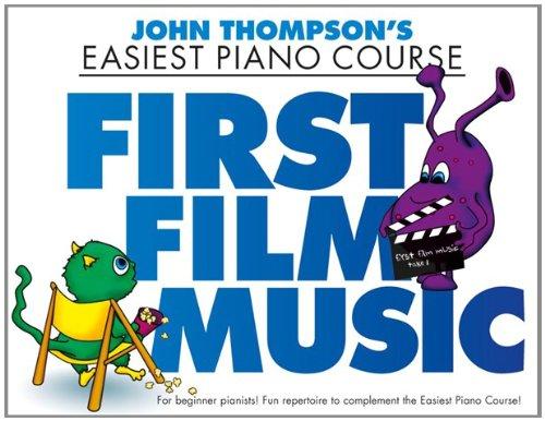 John Thompson: First Film Music por John Thompson