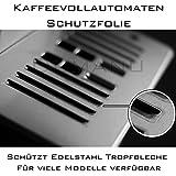 DeLonghi ECAM Eletta 44 45 Schutz Folie Schutzfolie Schutzgitter Tropfblech Gitter (Schutzfolie)