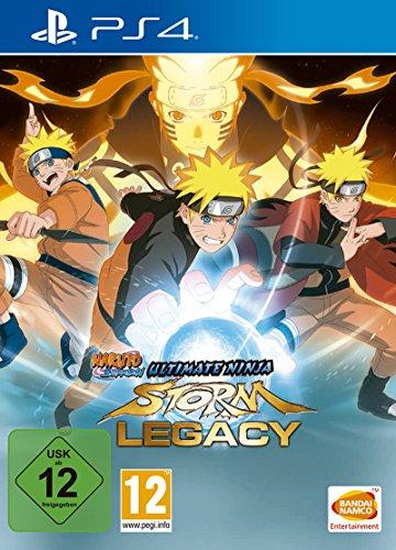 Naruto Shippuden : Ultimate Ninja Storm Trilogy