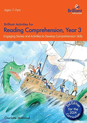 Brilliant Activities for Reading Comprehension, Year 3 (2nd Edition) por Charlotte Makhlouf