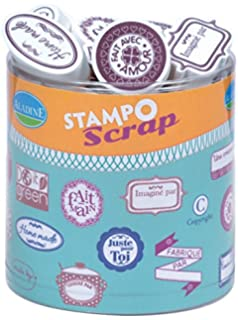 Stampo Scrap Naissance  AladinE