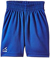 AKOA Unisex Sports Shorts, Blue (Royal), 3-4 Years