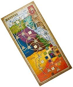 Rio Grande Games RGG553 Aegyptus/Creta: Concordia Exp, Multicolor alfonbrilla para ratón