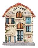 stealstreet ss-g-49432creme Wohnung Display für Mini Sammlerstück Katze Figuren