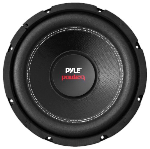 Pyle PLPW8D Subwoofer (Paper Cone Woofer)