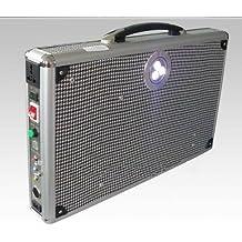GOWE 15 W Solar maletín Ultra Thin energía solar sistema solar Kit de iluminación