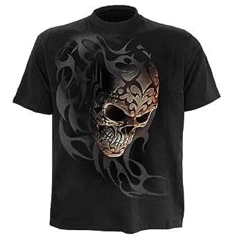 Spiral - Men - TRIBAL SHADOWS - T-Shirt Black - Small