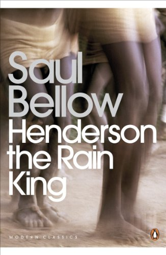 Henderson the Rain King (Penguin Modern Classics) por Saul Bellow
