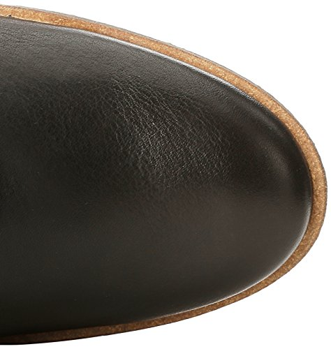 Kickers Longboots, Bottes Classiques femme Noir