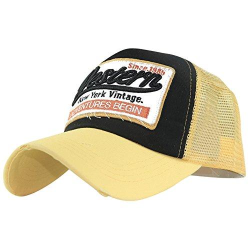 Saingace Baseball Cap,Herren Damen Retro Baseball Kappen Baseballmütze für Draussen, Sport und Reisen -