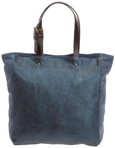 C.Oui Vincennes 5, Cabas Bleu (Bleu Pétrole)