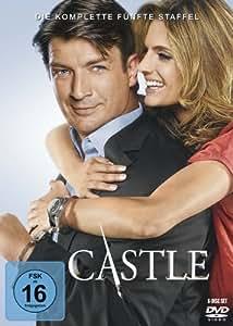 Castle - Season 5 (DVD)