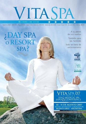 Day Spa o Resort Spa - 2 (Revista Vita Spa & Estética)