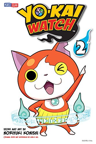 Yo-kai Watch Volume 2