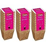 Alfapac PMBOUCHEES - Mini pirottini in carta forno, 3 confezioni da 12 pz