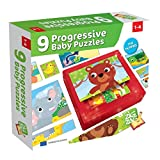 Zig Zag Educatif - 9 Puzzles Progressifs