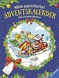 Mein superstarker Adventskalender: Mit 24 Mini-Büchern (Ravensburger Minis)