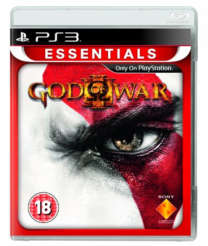 [Import Anglais]God Of War III 3 Game (Essentials) PS3
