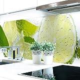 Küchenrückwand Fresh Lemon Premium Hart-PVC 0,4 mm selbstklebend 400x80cm