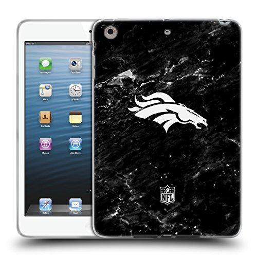Offizielle NFL Marmor 2017/18 Denver Broncos Soft Gel Hülle für Apple iPad mini 1 / 2 / - 128 2 Gb Ipad Cellular Mini