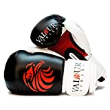 Boxing Gloves Sparring ★ Pro 10oz 14oz Punch Bag Fight MMA Muay Thai Grappling Fight Adult Mitts Martial Arts Training Kickboxing Punching Glove ★ (14oz)